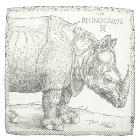 Artwork collection Albrecht Dürer Rhinocerus