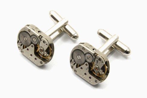"Cufflink ""steam punk"""