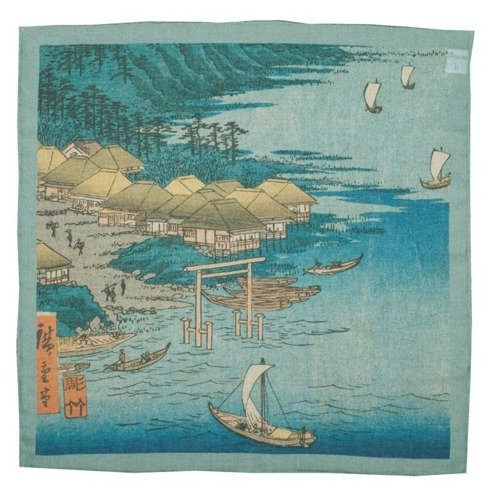 Japanese collection Hiroshige Andō