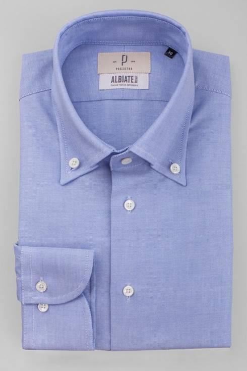 Sky blue OCBD shirt