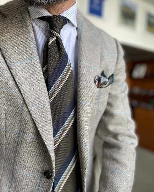 Tweed sport jacket 'Gary