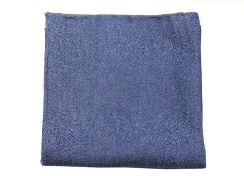 denim pocket square