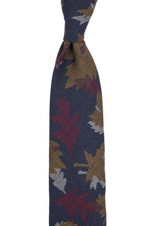 garza woolen tie