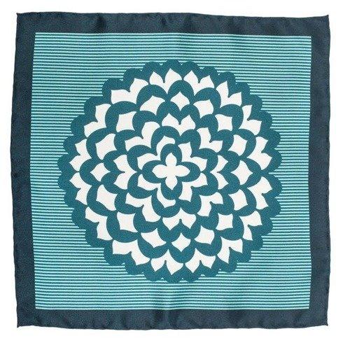 pocket square kaleidoscope