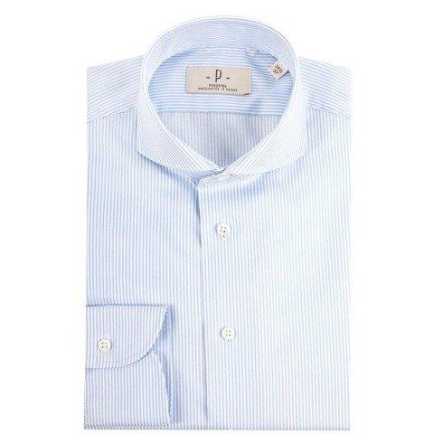 sky blue bengal shirt cutaway
