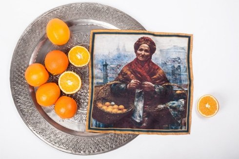Artworks collection 'Jewess with Oranges'