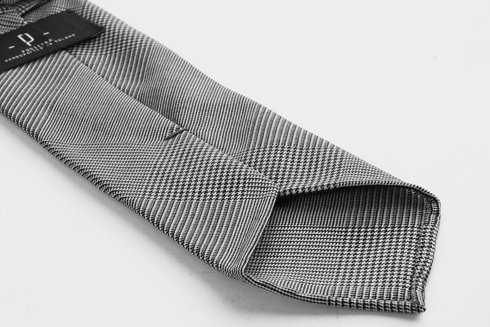 Prince of Wales UNTIPPED WOOLEN  TIE