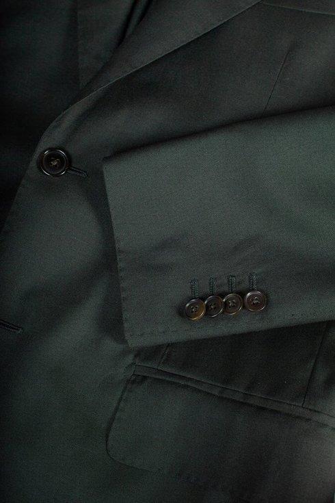Racing Green suit 'John'
