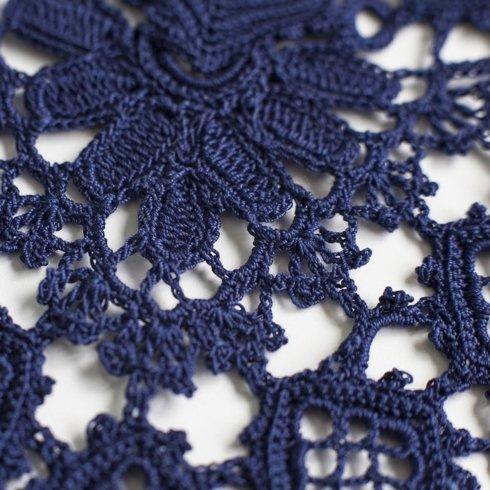 lace pocket square