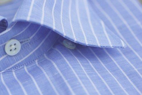 linen cotton bengal shirt