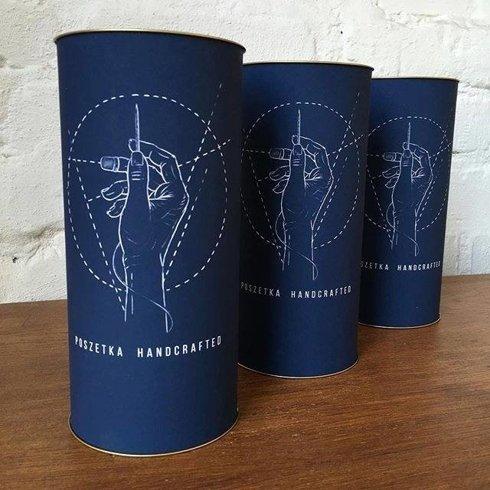 printed wool pheasants BRACES