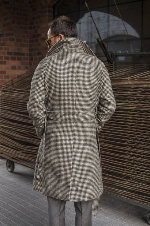 raglan coat 'Rudolf'