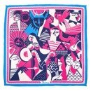 silk pocket square zodiac Taurus