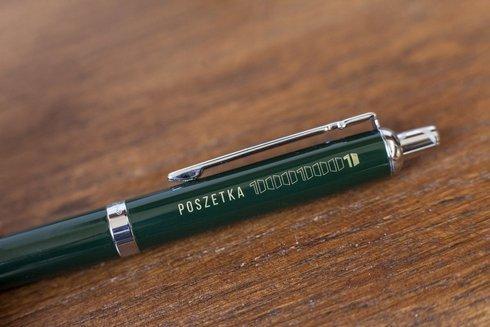 Długopis Zenith x Poszetka 10 lat