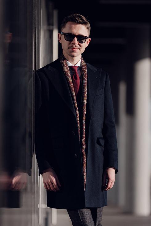 Preorder: Płaszcz dyplomatka