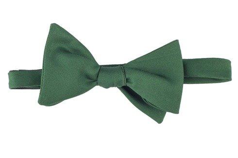 Zielona mucha z jedwabiu Macclesfield
