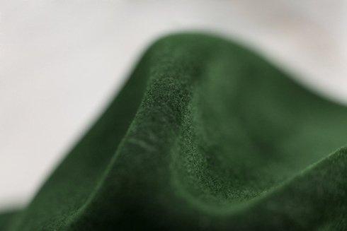 Kapelusz typu fedora butelkowa zieleń