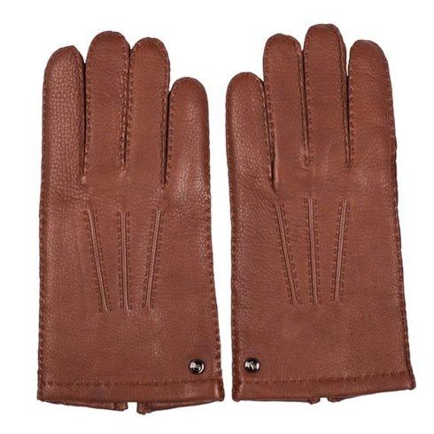 Rękawiczki z skóry jelenia